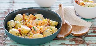 Potato and Corn Salad