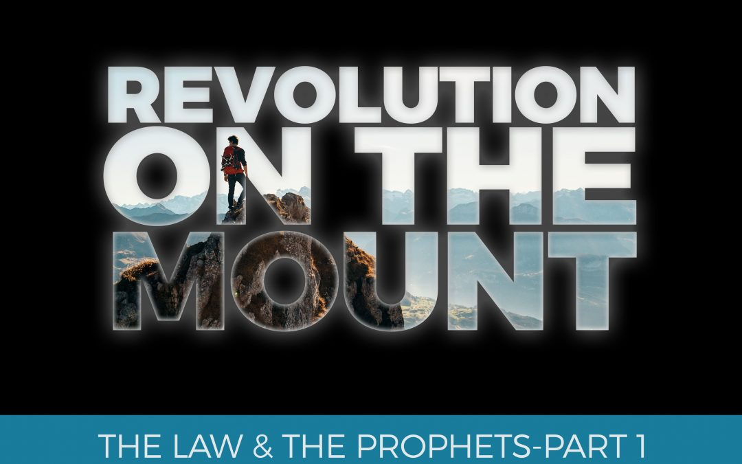 ROTM: The Law & The Prophets (Part 1)